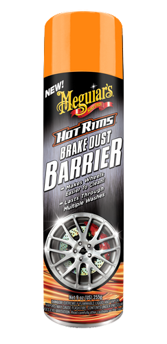 Hot Rims Brake Dust Barrier