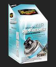Air Re-Fresher, New Car Scent