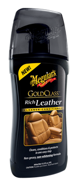 Gold Class™ Rich Leather