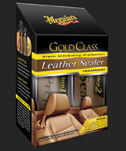 Gold Class™Leather Sealer System