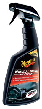 Natural Shine Protectant Spray