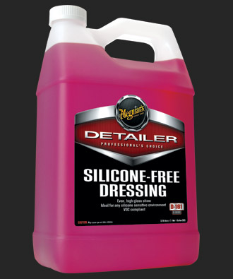 D161 Silicone-Free Dressing  3,78L