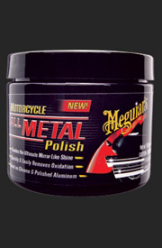 Motorcycle All Metal Polish