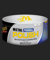 Finishing Metal Polish