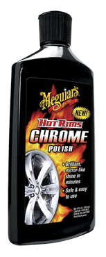 Hot Rims Chrome Polish