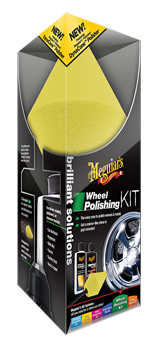 Brilliant Solutions Wheel Polishing Kit
